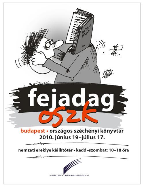 Fejadag - Országos Széchényi Könyvtár